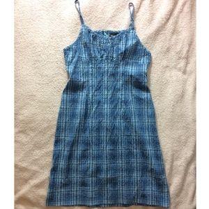 Vintage 1990s xhilaration mini dress 90s